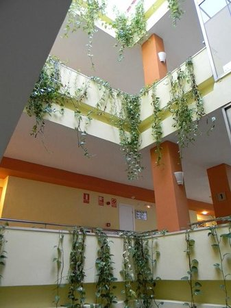Grupotel Natura Playa : Atrium
