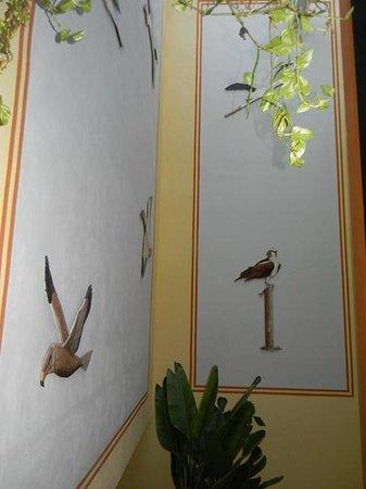 Hotel Apartamentos Natura Playa : Innenbreich