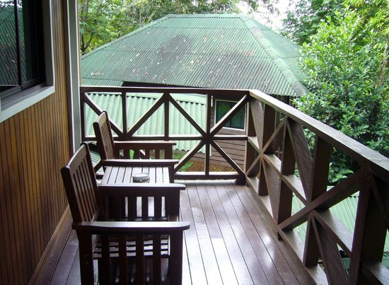 Myne Resort: Balconi