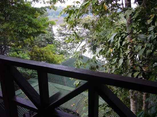 Myne Resort: Vista dal balcone