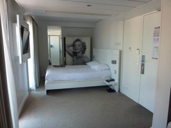Ibis Styles Menton Centre: main premises in room 504