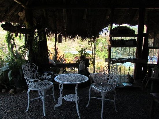 área do café da manhã_hostel catavento