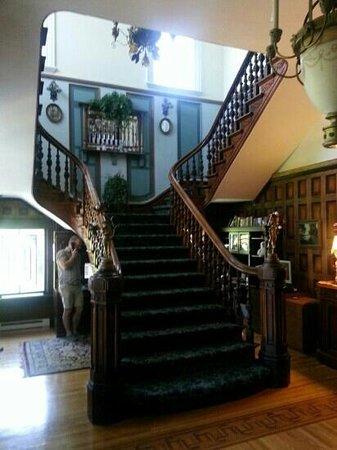 Amethyst Inn at Regents Park : Grand entrance