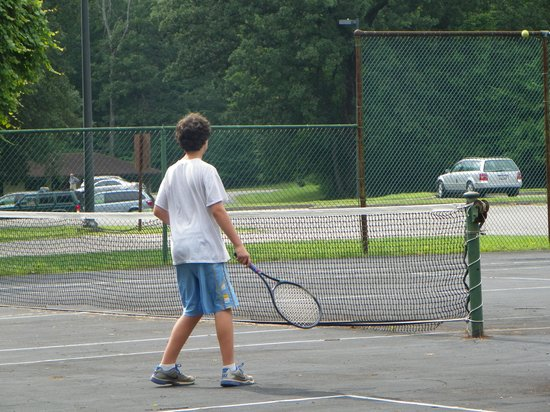 Tennis Courts Picture Of The Lodge At Mammoth Cave Mammoth Cave National Park Tripadvisor