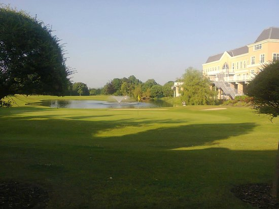 Citywest Hotel: golf course and conference centre