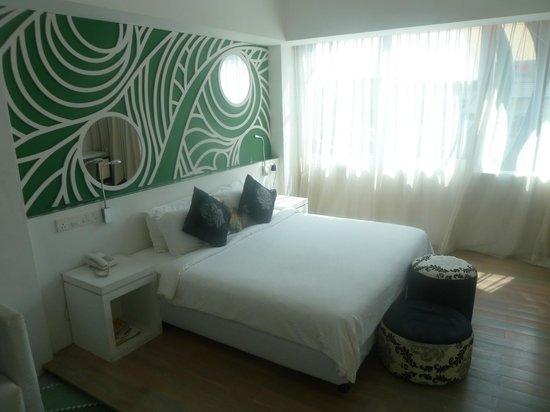 Batik Boutique Hotel: chambre