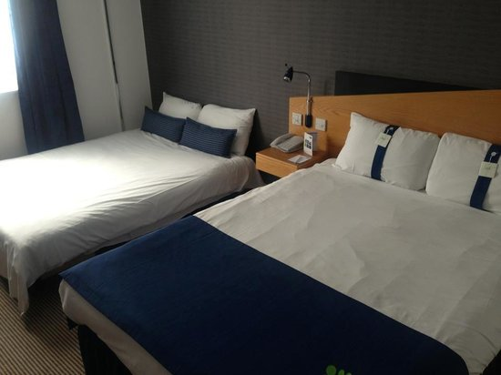 Holiday Inn Express Manchester East : Room 233 with Sofa bed - sleeps 3 people