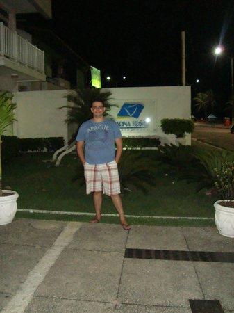 Marina Travel Praia Hotel : Hotel