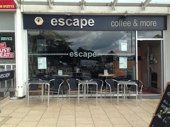 cafe escape in Kenilworth