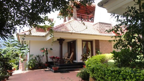Munnar Carpe Diem Cottage
