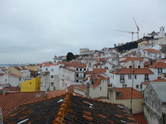 Pateo Santo Estevao: Room with a view