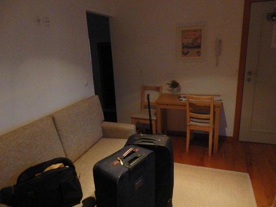 Pateo Santo Estevao: Apartment 4 - sitting area