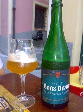 Pub del Duca : Birra Bons Voeux