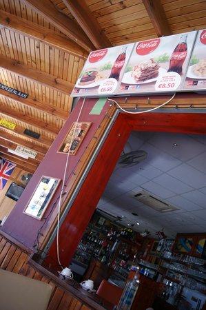 Knickerbocker Restaurant : Vue intérieure