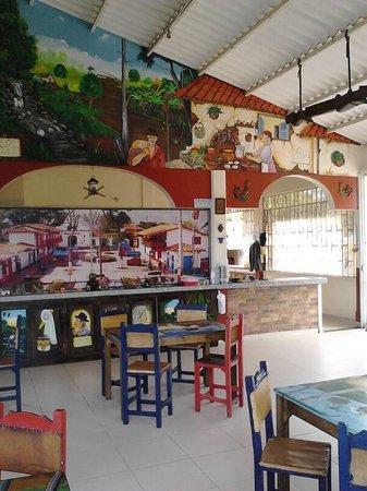 Restaurante Tierra Fusion