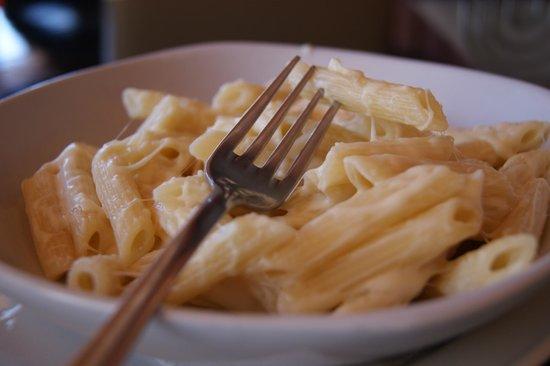 Knickerbocker Restaurant : Pâtes au fromage (junior)