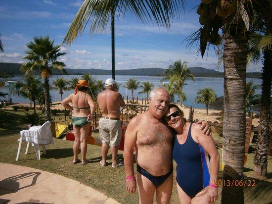 Nautico Praia Clube: aniversario de casamento