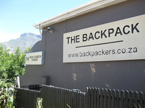 The Backpack照片