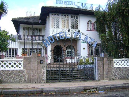 Hotel Plaza Internacional: Fachada do Hotel