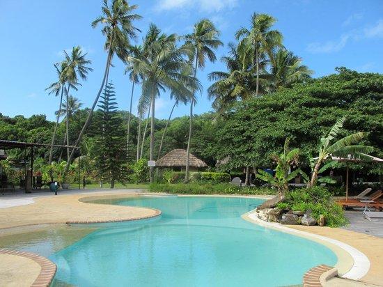 Oure Tera Beach Resort: La piscine