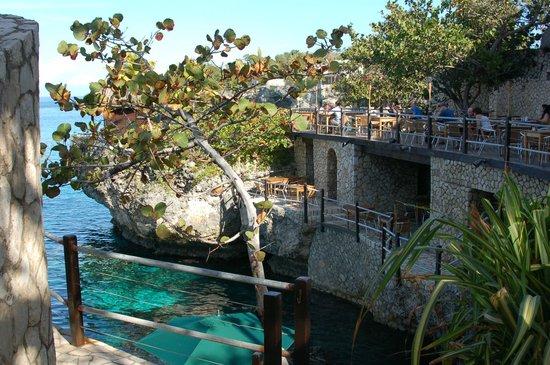 Rockhouse Hotel: vista hotel