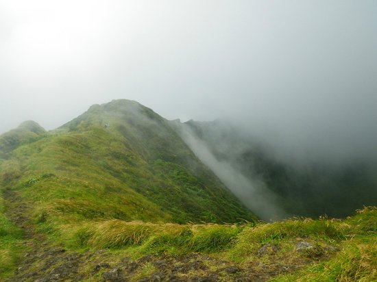 Mt.Nishiyama: お鉢めぐり