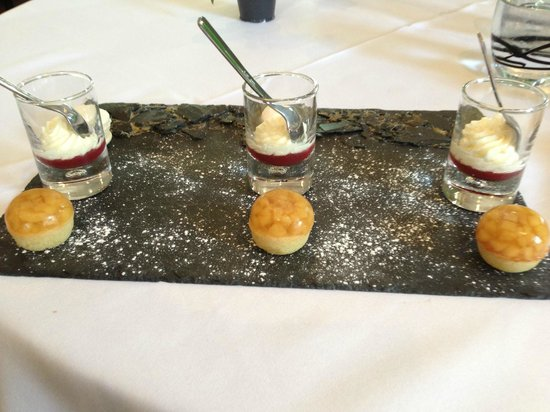 Les Galets: Dessert