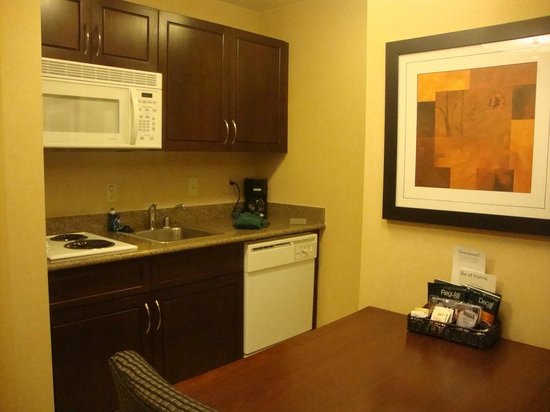 Homewood Suites by Hilton Henderson / South Las Vegas: Cozinha
