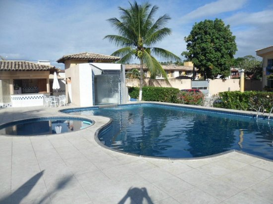 Pontal Praia Hotel: Piscina/bar