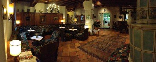 Hotel-Gasthof zur Mühle: Lobby area