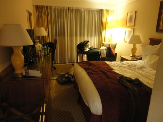 London Marriott Hotel Kensington: Quarto