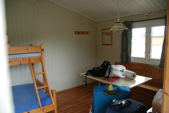 Nordkapp Camping: interno