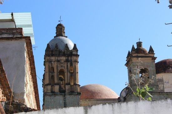 Posada Margarita: Esta es la vista que regala este lugar