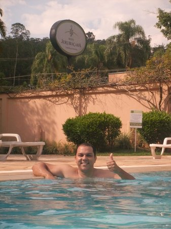 Hotel Jerubiacaba : Piscina...