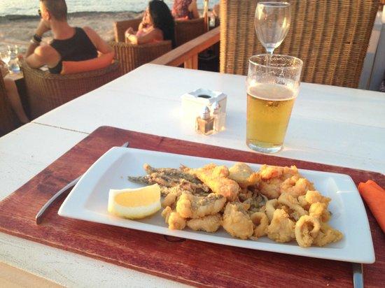 Sun Sea Bar : Frito mixto
