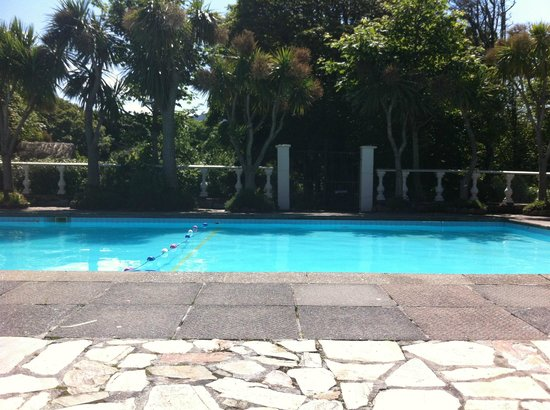 Renvyle House Hotel: Outdoor pool