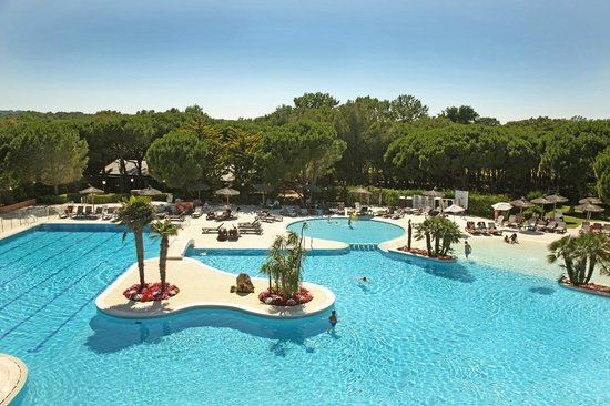 La Costa Golf & Beach Resort: Piscina tropical