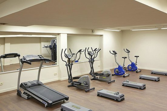 La Costa Golf & Beach Resort : Gimnasio