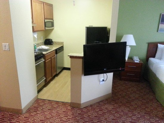 TownePlace Suites Houston Northwest: Kitchenette