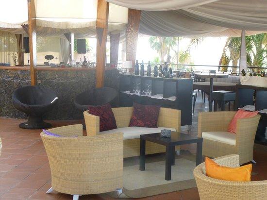 Galatea Sea Palace: Un des trois restaurants de l'hôtel