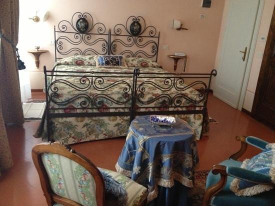 Villa Marsili: Our room