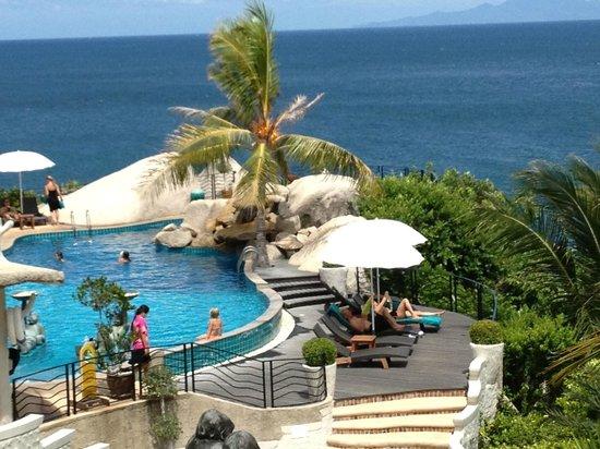 Jamahkiri Resort & Spa: piscine