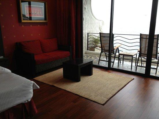 Jamahkiri Resort & Spa: vue sur mer