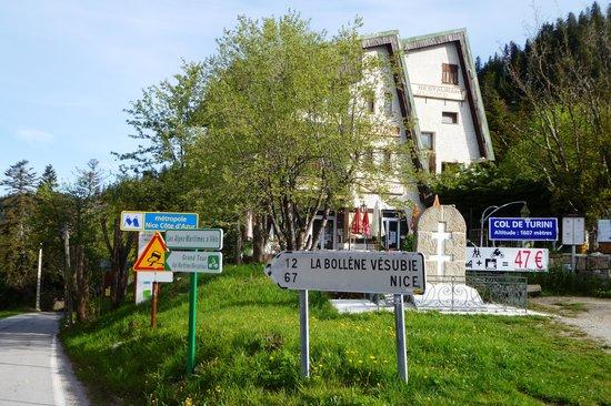 Hotel Les Chamois: L'hôtel