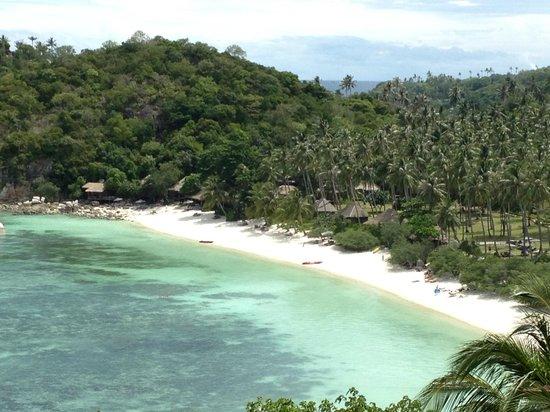 Jamahkiri Resort & Spa: plage