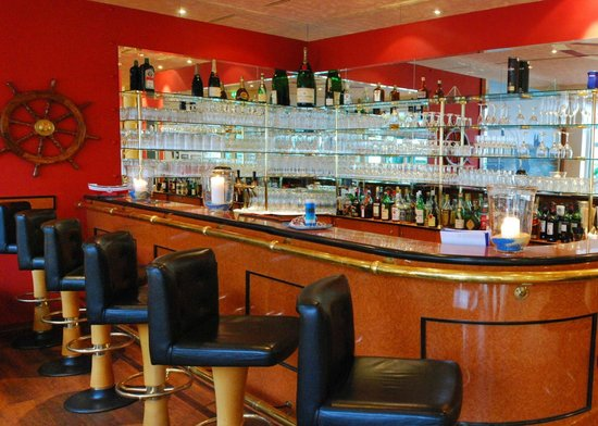 Mercure Hotel Plaza Magdeburg: Bar