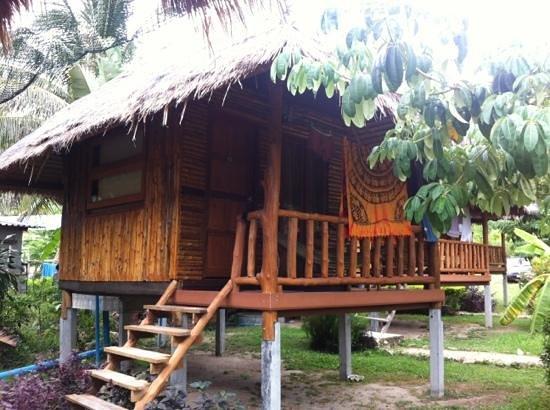Sea Salad Resort: fan cooled bungalow