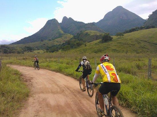 Via Pedal Bike Tour: Sossego do Imbé/Madalena-RJ