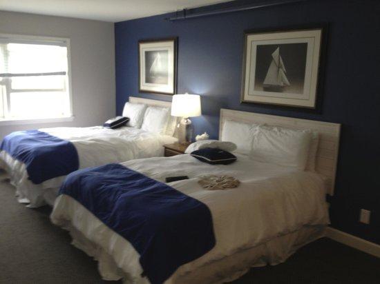 Pontiac Lodge: Our room