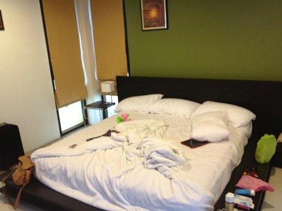 La Villetta Chiangmai: Bed
